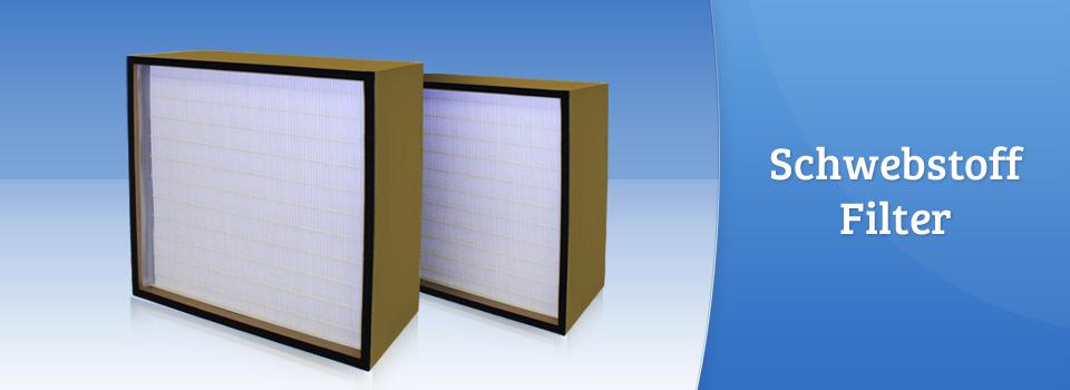 Schwebstoff-Filter