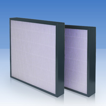 Texfilt HE cellás panelszűrők (F5-F9)