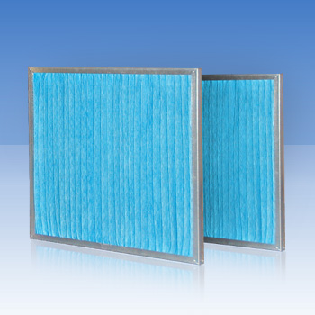 Panel Filters, Grease Collectors, Fan Coil Filters